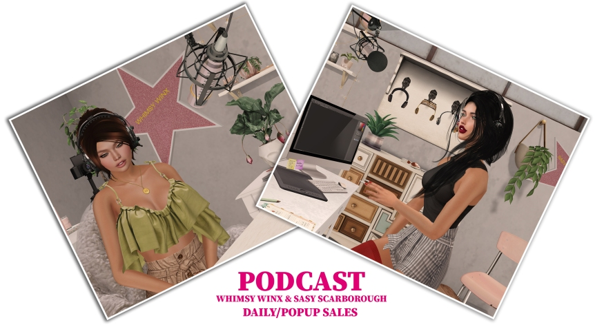 Podcast Daily Popup Sales Days